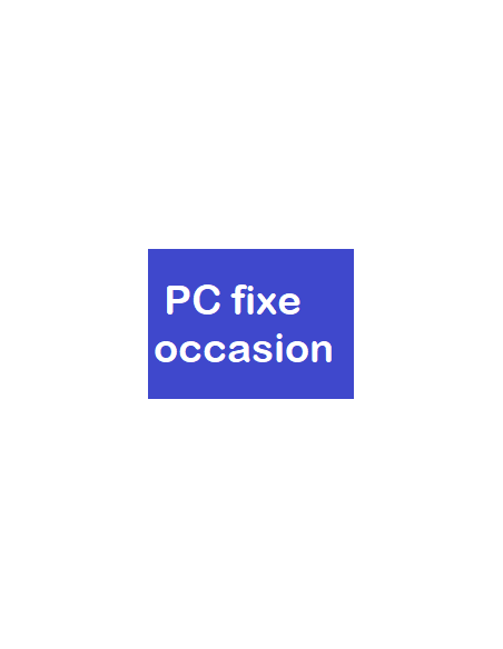 PC occasion