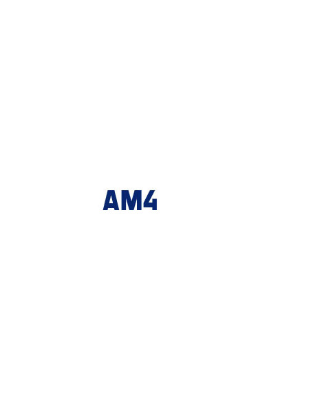 Processeurs AMD AM4